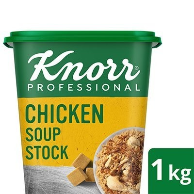Knorr Professional Chicken Soup Stock (6x120x8g) -