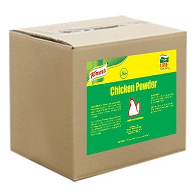 کنور پروفیشنل چکن اسٹاک پاؤڈر (1x12kg) - کنور پروفیشنل چکن اسٹاک پاؤڈر جو بنا ہے اصلی چکن سے اور ہمیشہ اۤپ کی ڈش کو قدرتی ذائقہ اور خوشبو دیتا ہے۔