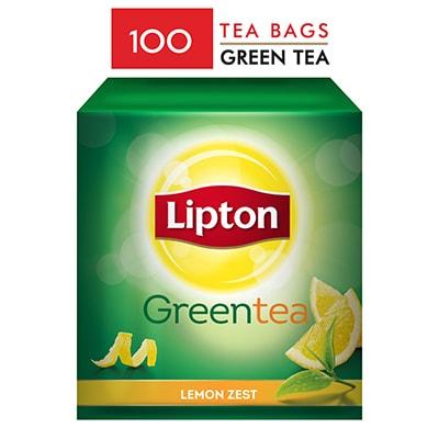 لپٹن گرین ٹی لیمن (100 TB) - لپٹن کو پتا ہے اسے کیسے بنایا جائے