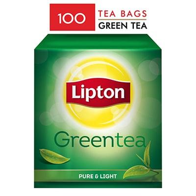 لپٹن گرین ٹی پیور (100 TB) - لپٹن کو پتا ہے اسے کیسے بنایا جائے