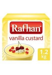 Rafhan Vanilla Custard (6x1.2kg) -