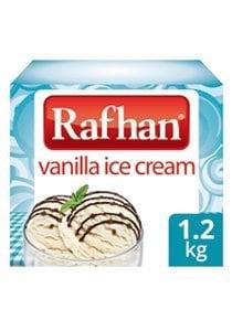 Rafhan Vanilla Ice Cream Powder (6x1.2kg) -